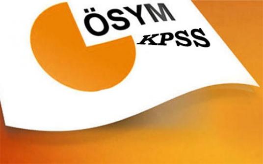 KPSS'ye girmeden memur olabilirsiniz...