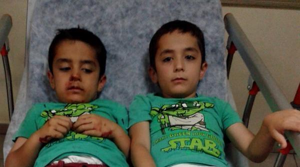 Kreş Servisi, Otobüse Çarpti: 11'i Çocuk 15 Yaralı Var