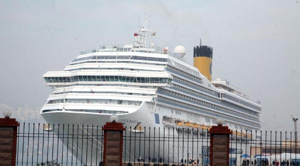 Kruvaziyer Gemiyle Gelen 3 Turist Kayboldu