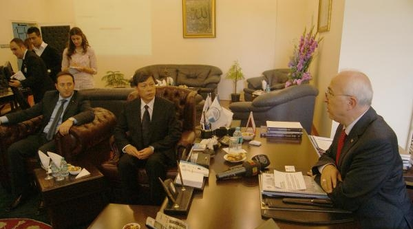 Kto/hiçyılmaz : Vietnam-türkiye Ticareti Dengesiz