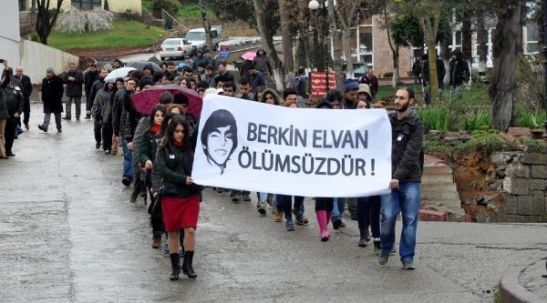 Ktü'lü Öğrenciler Berkin Elvan İçin Yürüdü