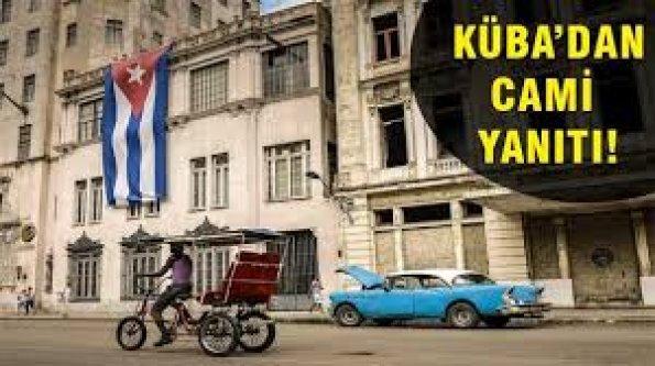 Küba'da cami yapılacak