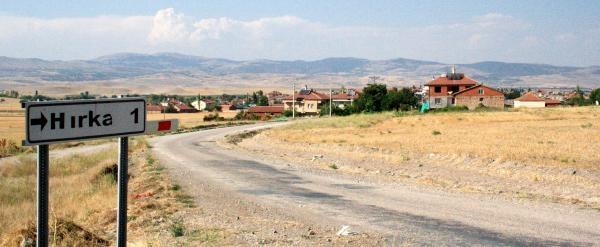 Kuduz Tespit Edilen Köy Karantinaya Alındı