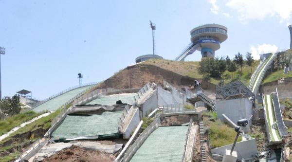 Kulelerle Birlikte Erzurum'un Turizm Umudu Çöktü