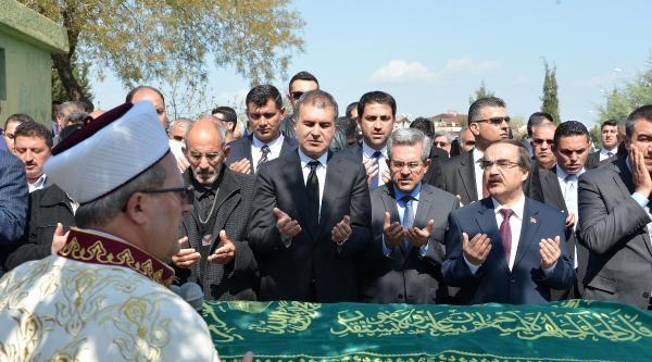 Kültür Ve Turizm Bakanı Ömer Çelik'in Dayı Acısı