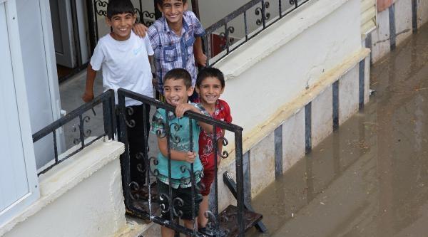 Kulu'da 500 Ev Ve İşyerini Su Bastı