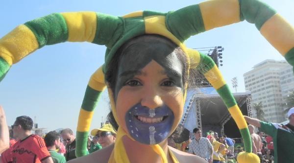 Kupa Günlüğü: Rio'da Şenlik, Forteleza'da Eylem