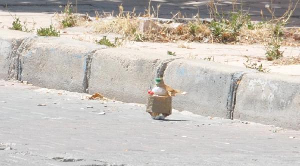 Kuran Kursu Önüne Bırakılan Çantada Bomba Düzeneği Çikti