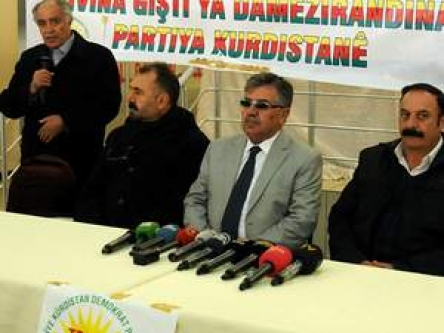 'Kürdistan istiyoruz' partisi kuruluyor!