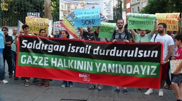 Küresel Barış Ve Adalet Koalisyonu (bak) Üyeleri İsrail'i Kınadı