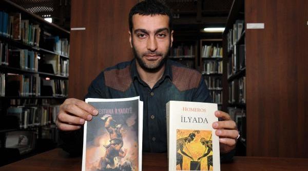 Kürtçe Ilyada Destan