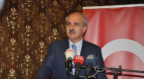Kurtulmuş: 10 Ağustos'ta Yeni Türkiye'nin Kapılarının Bütünüyle Açılacağına İnaniyorum