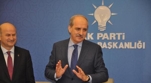 Kurtulmuş: Erdoğan Siyasi Hareketin Lideri Olmaya Devam Edecek
