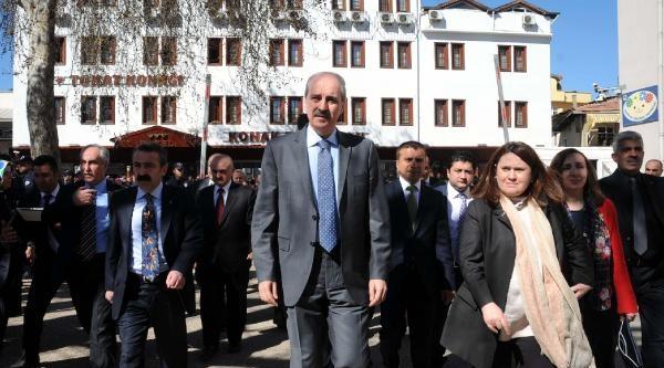 Kurtulmuş: Kılıçdaroğlu, Bahçeli 'türkiye'yi Yönetemeyiz' Diye Kaçar Giderler