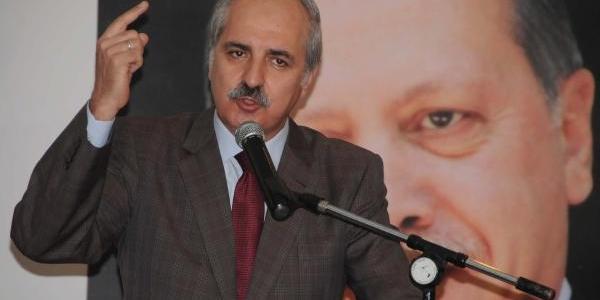 Kurtulmuş: Türkiye'de 'ali Cengiz' Oyunlari Oynanmayacak