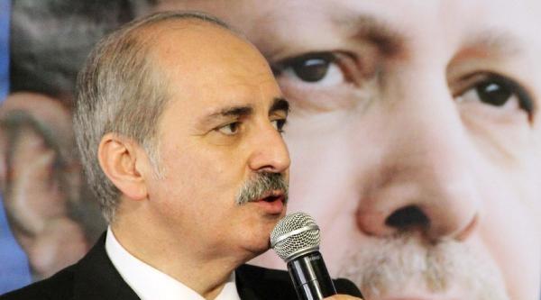 Kurtulmuş: Türkiye'de Halk İlk Kez Kendi Cumhurbaşkanını Seçecek