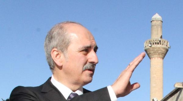 Kurtulmuş: Türkiye'de Halk İlk Kez Kendi Cumhurbaşkanını Seçecek (2)