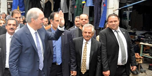 Kurtulmuş: Türkiye'ye 28 Yillik Terörün Maliyeti 1.2 Trilyon Dolar (2)
