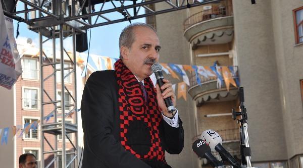 Kurtulmuş: Twitter Türkiye'yi Adam Yerine Koymuyordu