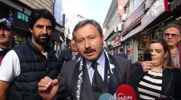 Kütahya Bağımsız Milletvekili İdris Bal'dan Çarşi Grubu'na Ziyaret