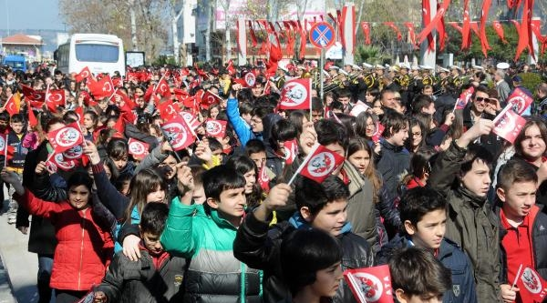 Kutsal Emanetler Ankara Yolunda