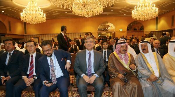 Kuveyt Emiri Şeyh El Sabah'tan Cumhurbaşkanı Gül Onuruna Akşam Yemeği (2)