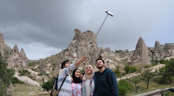 Kuveytli Gencin Selfie'si