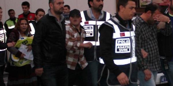 Kuyumcuyu Soyanlar Polisin Takibiyle Yakalandi