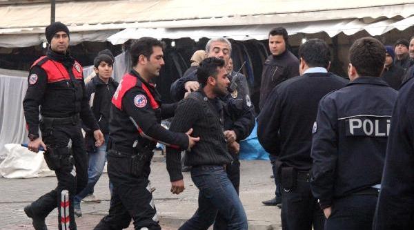 Kuzenler Arasinda Para Kavgasi: 4 Yarali, 6 Gözalti