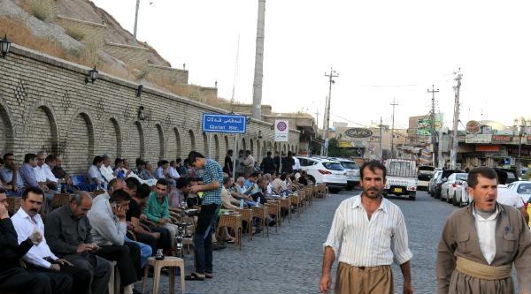Kuzey Irak'ta Yoğun Diplomatik Trafik