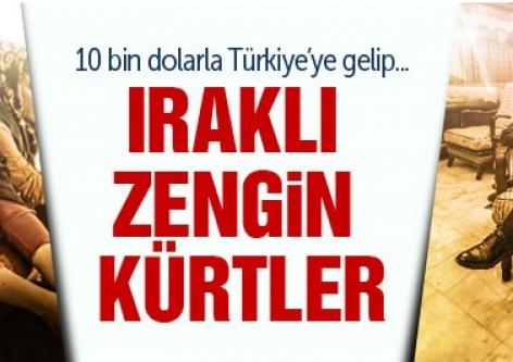 Kuzey Irak'tan Türkiye'ye