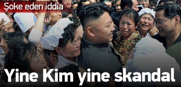 Kuzey Kore Başkanı Kim için şok iddia!