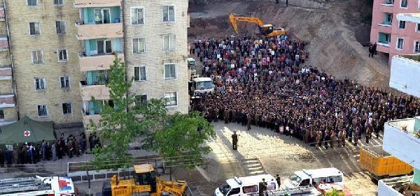 Kuzey Koreli Yetkili Böyle Özür Diledi