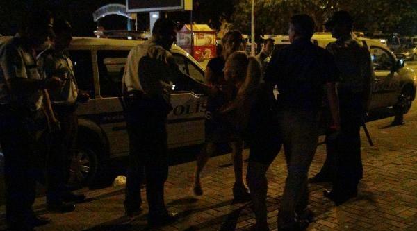 Laf Atma Kavgası Karakolda Bitti