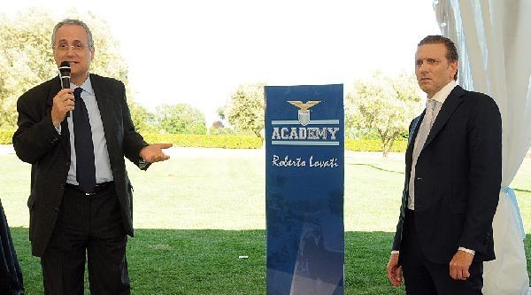 Lazıo; Barcelona Ve Ajax Modeli Okul Kuruyor