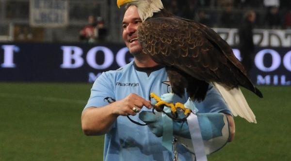 Lazio - Trabzonspor Maçi Fotoğraflari (1)