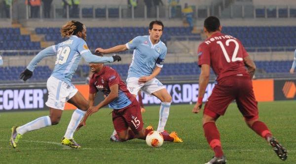Lazio - Trabzonspor Maçi Fotoğraflari (3)