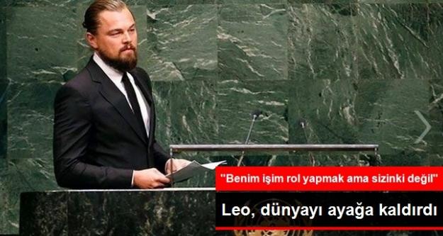 Leo'dan BM'de Tarihi Konuşma