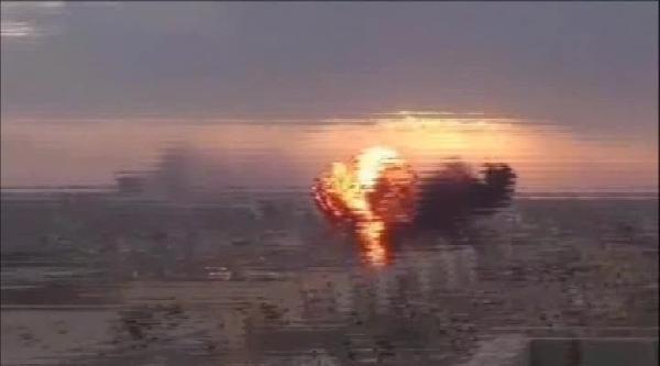 Libya'da Savaş Uçağı Yere Çakildi: 3 Ölü