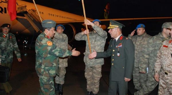 Libyali 3 Bin Asker Isparta'Da Eğitilecek