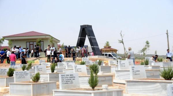Lice'deki Mahsum Korkmaz Heykeli Kaldırıldı (4)