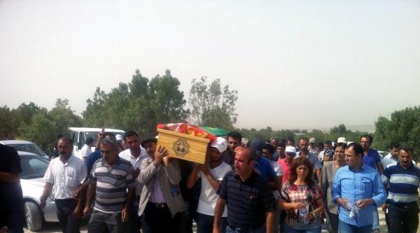 Lice'deki Mahsum Korkmaz Heykeli Kaldırıldı -ek Fotoğraflar