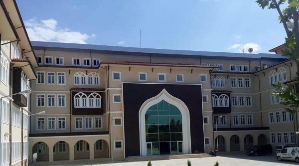 Limak'ın Siirt'te Yaptırdığı Okul İnşaati Mühürlendi