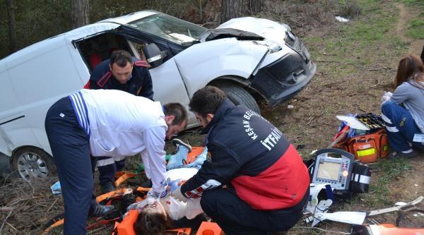 Lise Öğrencisi Genç Kız Kazada Öldü