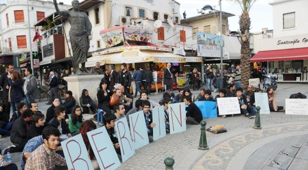 Liselilerden Berkin Eylemi - Ek Fotoğraflar