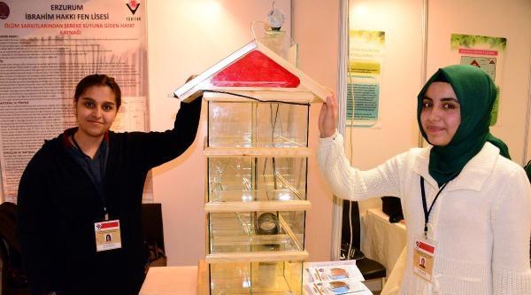 Liselilerden Buz Sarkıtlarını Önleme Projesi
