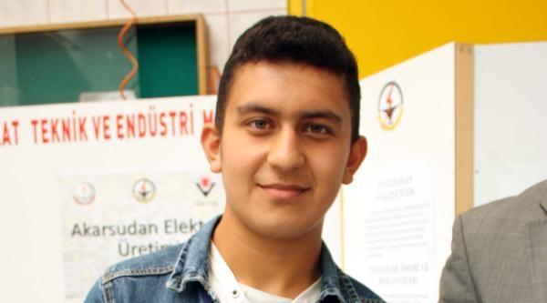 Liselilerden Kapkaça Karşı 'elektroşoklu Çanta'