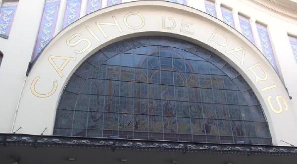 Livaneli, Casino De Paris'de Konser Verdi