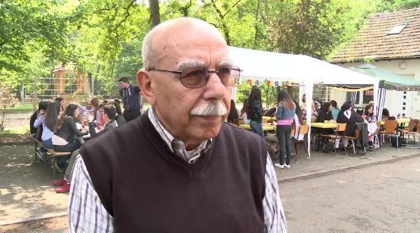 Liyakat Nişanı Sahibi Köln'ün Cengiz Ağabeyi 80 Yaşında