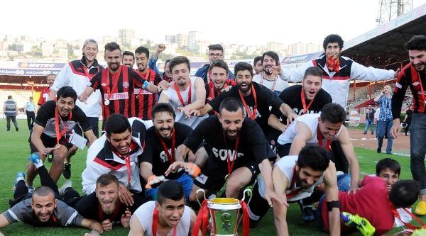 Localtime Fatih Karagümrükspor-kahramanmaraş Büyükşehir Belediyespor: 3-1
